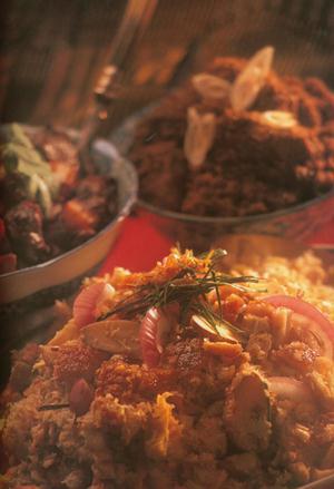Carol Selva Rajah's Beef Rendang
