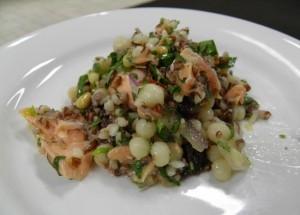 Maghreb Salmon Salad