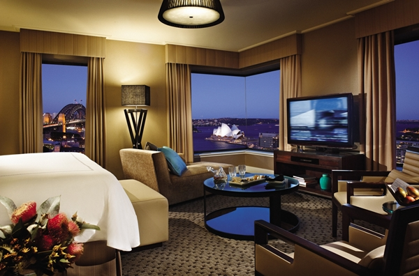 Retreat in Luxury: Four Seasons Hotel, Sydney.