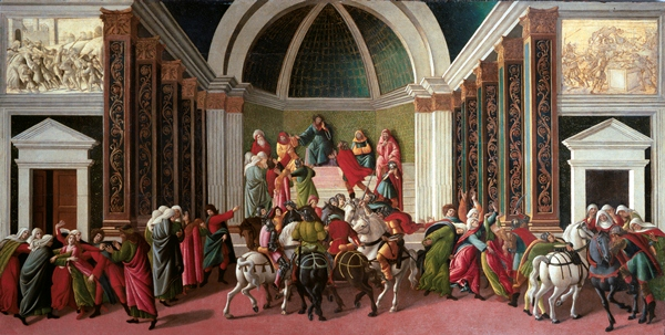 Renaissance exhibition: National Gallery of Australia