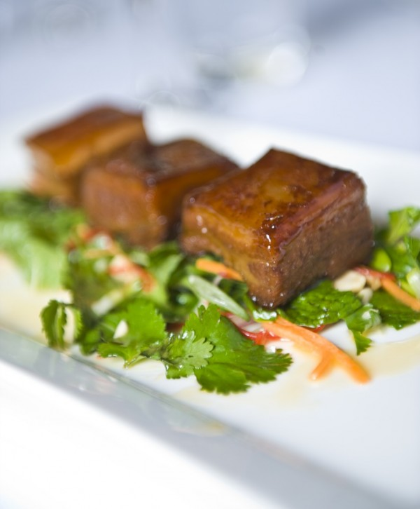 Sticky Pork Belly Recipe
