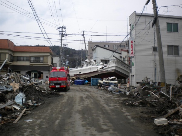 Japan Earthquake: One Year On
