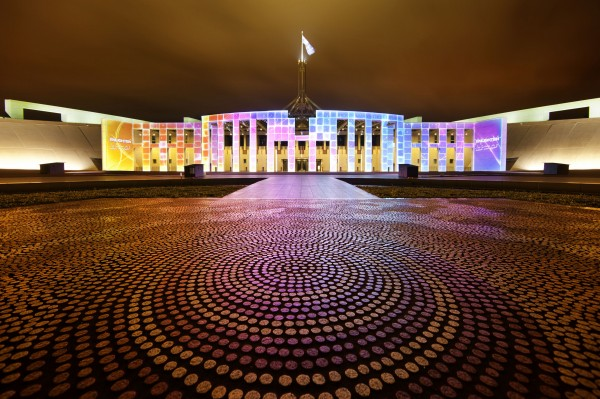 See Canberra In A New Light