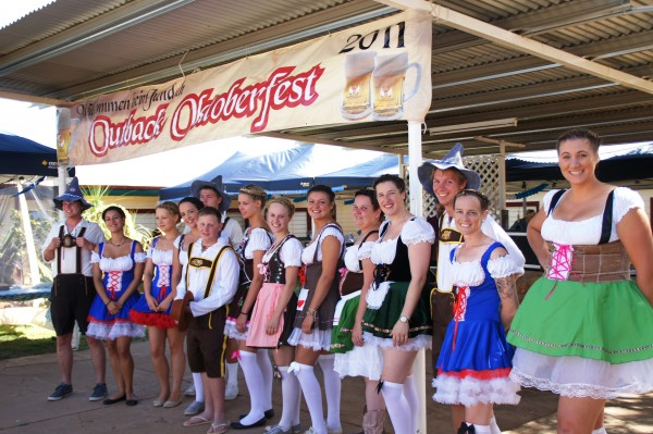 Oktoberfest in the Outback