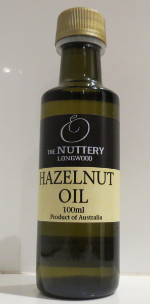 Hazelnut Oil Food Wine Travel