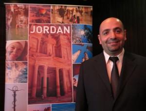Dr Abed Al Razzaq Arabiyat, managing director of the Jordan Tourism Board.