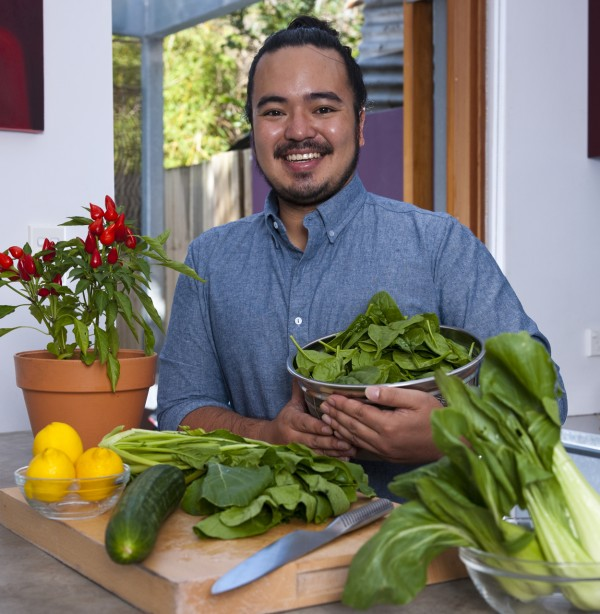 Adam Liaw will be the guest speaker at the 2013 Rymill Coonawarra Harvest Lunch.