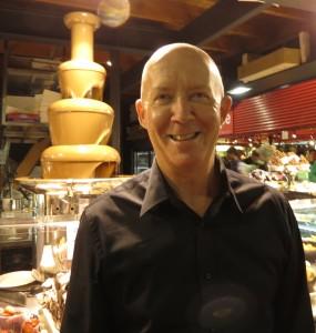 Mark Gleeson, Providore stallholder, Adelaide Central Market