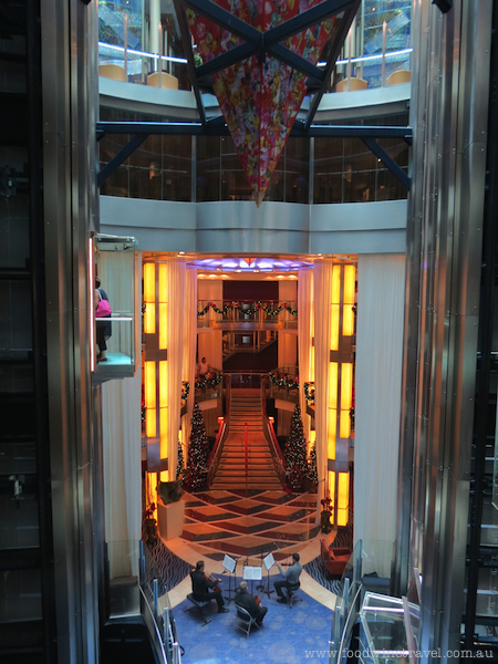 Atrium on Celebrity Summit