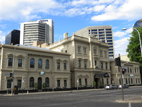 Echoes of History: Medina Grand Adelaide Treasury