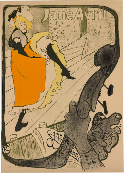 Toulouse-Lautrec: Paris & the Moulin Rouge