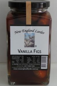 Vanilla Figs