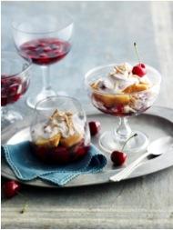 Very Cherry Trifle