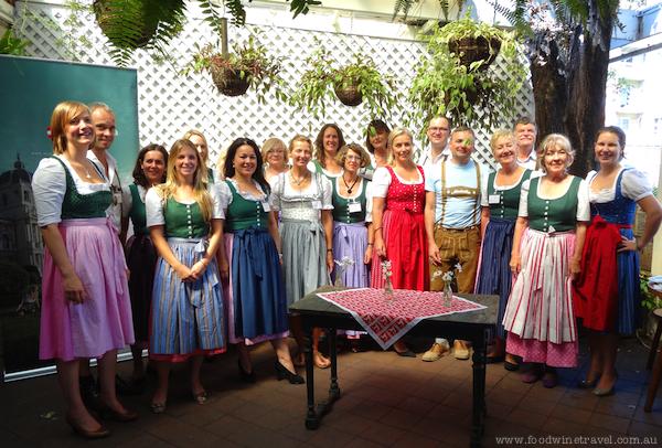 Austria Dirndl Temptation Food Wine Travel