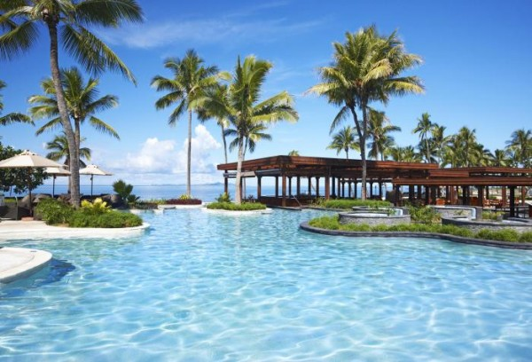 Living Social Deal to Sheraton Fiji resort on Denarau Island