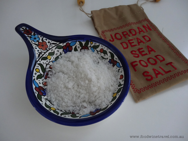 Jordan ceramics and Dead Sea salt