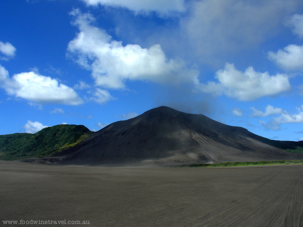 Postcard of the Week: Mount Yasur, Vanuatu
