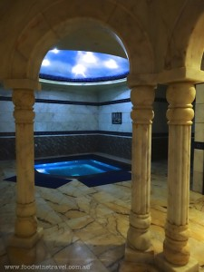 Hot tub, Turkish bath, Amman, Jordan