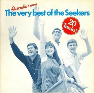 The Seekers album cover