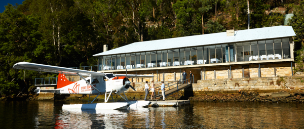 Berowra Waters Inn, NSW, Australia