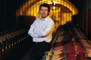 Peter Gago, winemaker for Penfolds Grange.