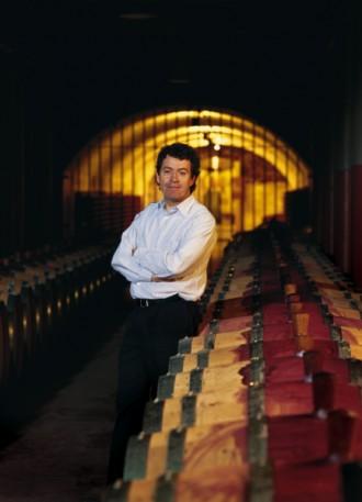 Peter Gago, winemaker for Penfolds Grange.