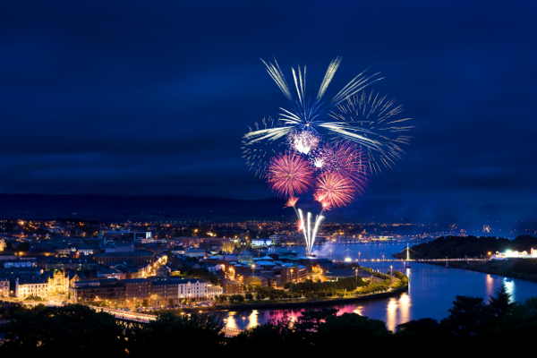 www.foodwinetravel.com.au Lonely Planet this year named Northern Ireland in its top 10 list of European travel destinations. Here are 5 things to do in Derry-Londonderry.