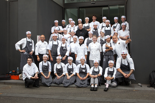 www.foodwinetravel.com.au Entries are now open for the 2014 Fonterra Proud to be a Chef competition, which is open to apprentice chefs from around Australia.