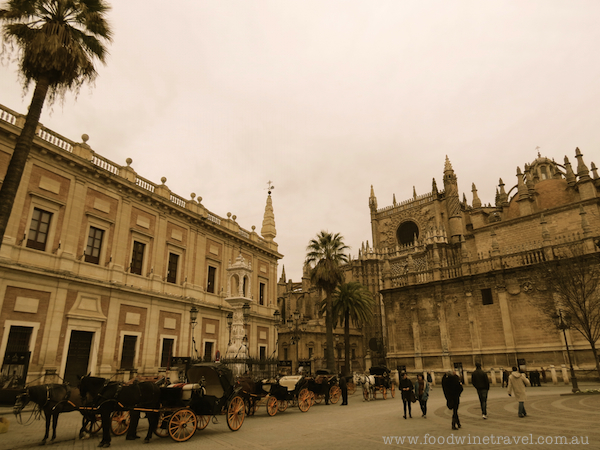 www.foodwinetravel.com.au Seville, Spain, Railbookers.