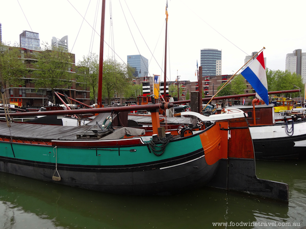 www.foodwinetravel.com.au On 14 May 1940, Rotterdam was so heavily blitzed by the German Luftwaffe that almost the entire historic city centre was destroyed.