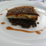 www.foodwinetravel.com.au Roasted barramundi with sautéed spec, French green lentils and cavalo nero, in Botanic Gardens Restaurant, Sydney. Thousands of Australians head overseas to do iconic walks such as the Inca Trail, Milford Track and Camino de Santiago. Tourism Australia hopes to compete with its Great Walks of Australia and Ultimate Winery Experiences promotional initiatives.
