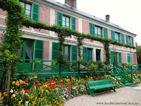Monet's Garden, Giverny, France, Christine's top travel experiences for 2013, www.foodwinetravel.com.au