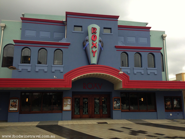 Roxy Cinema, Wellington, New Zealand, Christine's top travel experiences for 2013, www.foodwinetravel.com.au
