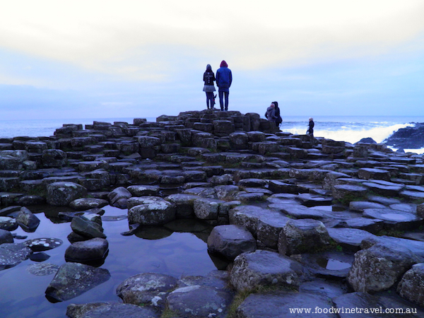 Giant's Causeway, Ireland, Christine's top travel experiences for 2013, www.foodwinetravel.com.au