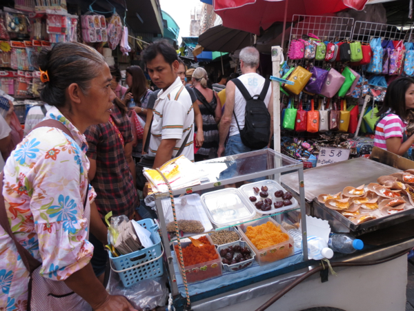 Bangkok: Chinatown and Sam Pheng Market