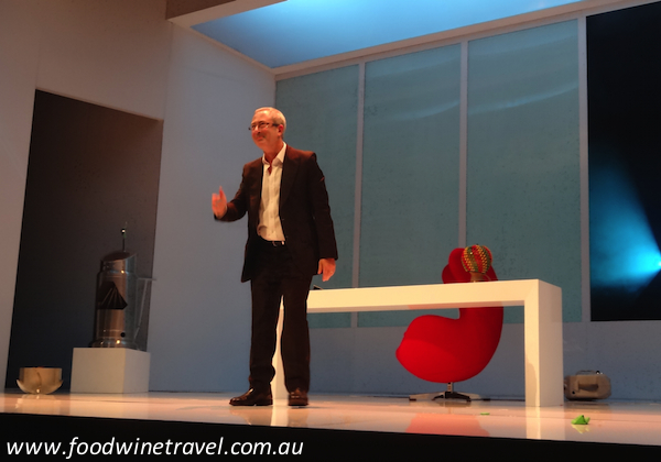 www.foodwinetravel.com.au, Food Wine Travel, Ben Elton, Gasp, Gasping, Ben Elton's plays, comedian Ben Elton, who is Ben Elton, Queensland Performing Arts Centre, Wesley Enoch, Queensland Theatre Company, Black Swan State Theatre Company, Caroline Brazier, Damon Lockwood, Steven Rooke, Lucy Goleby, Greg McNeill, Christina Smith, Penny Cullen.