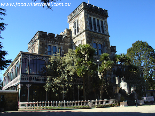 www.foodwinetravel.com.au, Food Wine Travel, Nature's Wonders, Dunedin, New Zealand, things to do in Dunedin, things to see in Dunedin, Dunedin attractions, Larnach Castle, Perry Reid