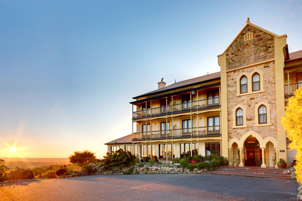 Mount Lofty House: Sweeping Views Over Adelaide