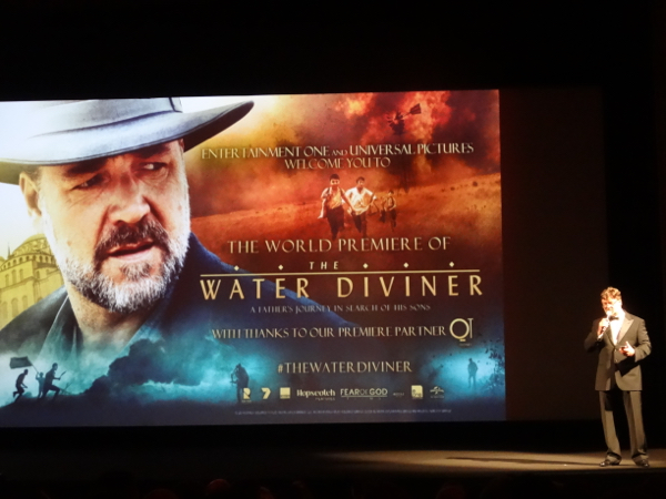 The Water Diviner, Russell Crowe, film review