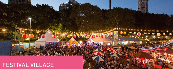 Sydney Festival | Fast Festival Feasts