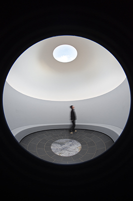 www.foodwinetravel.com.au, James Turrell Perpetual Cell, National Gallery of Australia.