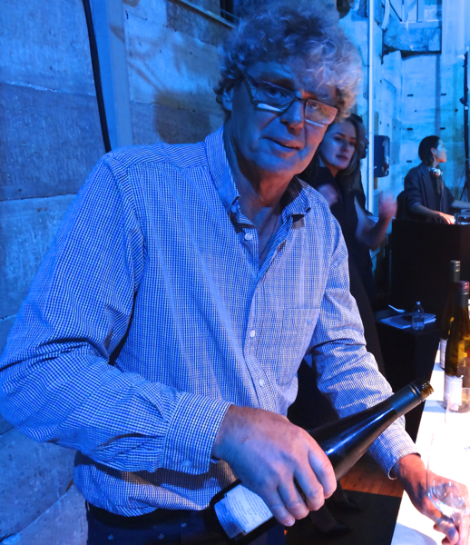 Queenstown Urban Vineyard, www.foodwinetravel.com.au, Urban Vineyard event in Sydney, Queenstown New Zealand, Central Otago wine, Central Otago wineries, Amisfield, Two Paddocks, Valli, Mount Edward Wines, Gibbston Valley, Grant Taylor