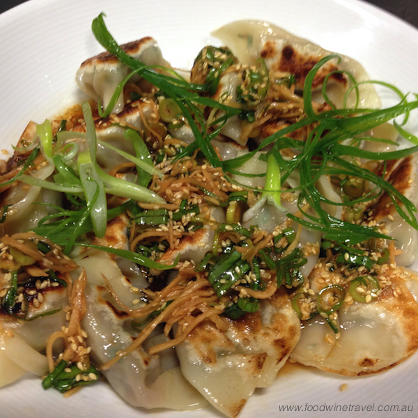 Lamb Pot Stickers | The Golden Pig Food & Wine School