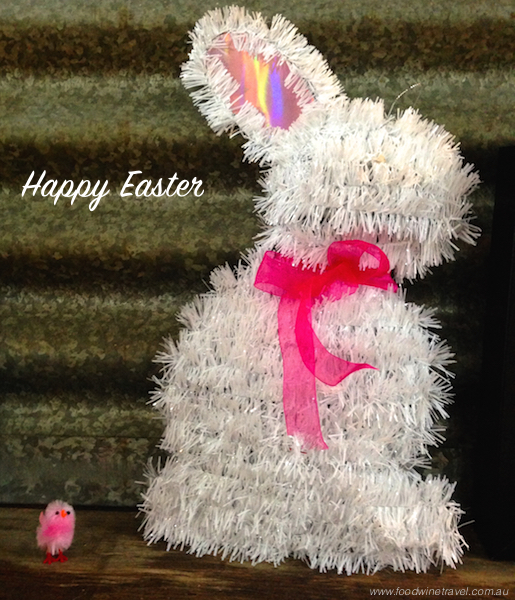 Happy Easter from Food Wine Travel, www.foodwinetravel.com.au