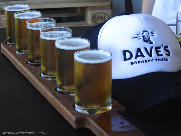 Four Ingredients & the Craft of Brewing on Sydney's Northern Beaches