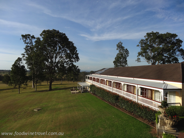 www.foodwinetravel.com.au, The Sebel Kirkton Park, where to stay in the Hunter Valley, Accor hotels, Hunter Valley Wine & Food Month.