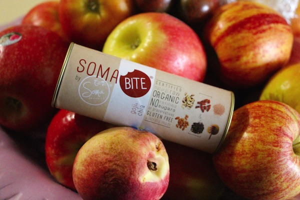 Snack Time With Soma Organics