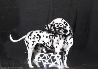 www.foodwinetravel.com.au, Street art, Surry Hills, Sydney.