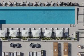 Pool Terrace, Next Hotel Brisbane