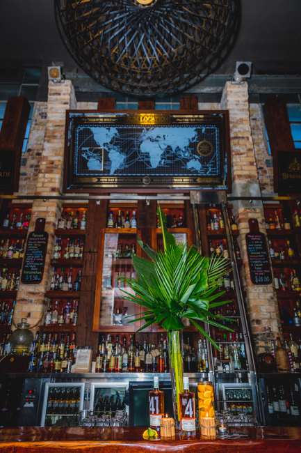 Substation No 41 Rum Bar at Brisbane's Breakfast Creek Hotel serves over 500 rums from more than 50 countries.